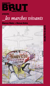 Les marches vivants